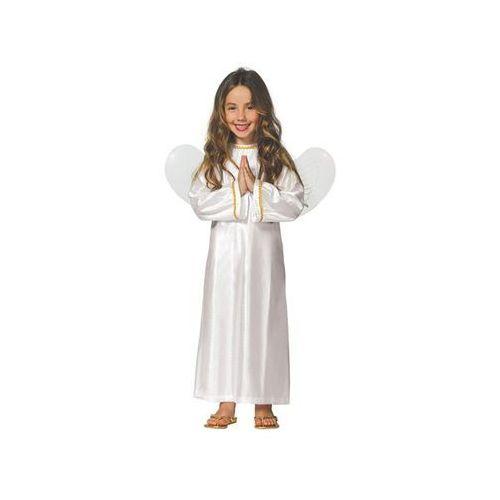 47a88b81f2c360 Kostium anioł marki Gu 44,99 zł Strój anioła dla dziewczynki. Idealny na  Jasełka. W pakiecie: sukienka i skrzydła. Wymiar: 10-12 lata (142-148 cm).