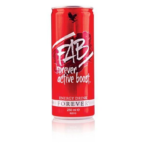 Fab forever active boost™ - napój energetyczny marki Forever living