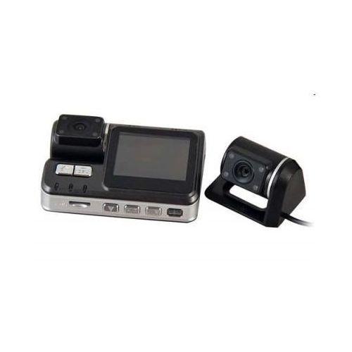 """Kamera Samochodowa HD! + Kamera Zewnętrzna/Cofania + LCD 2""""."""