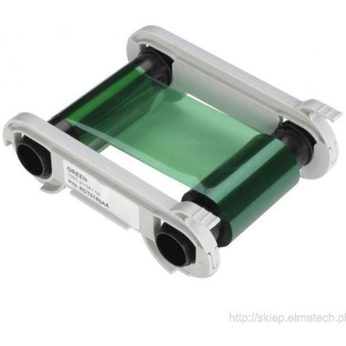 Taśma monochromatyczna zielona Evolis do Zenius RCT014NAA, RCT014NAA