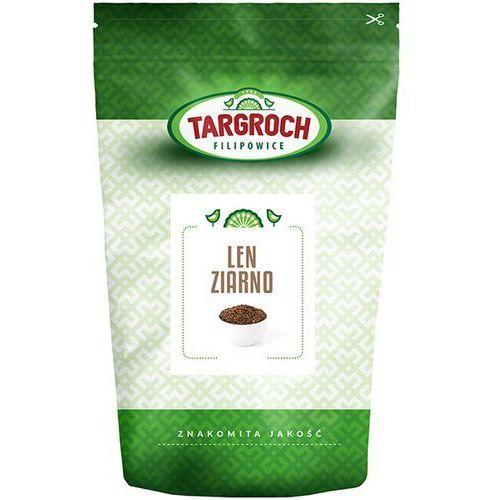 400g len ziarno premium siemię lniane marki Targroch