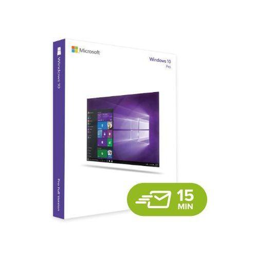 Microsoft Windows 10 pro, licencja elektroniczna, 32/64 bit fqc-08929