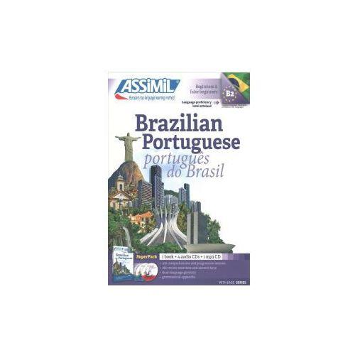 SUPER PACK BRAZILIAN PORTUGUESE BOOK 4 A (9782700580815)