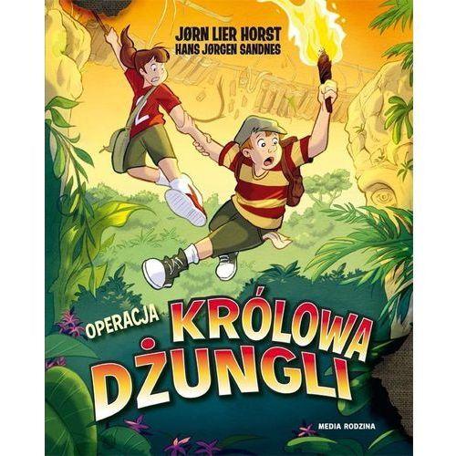 Operacja Królowa Dżungli [Horst Jorn Lier], Media Rodzina