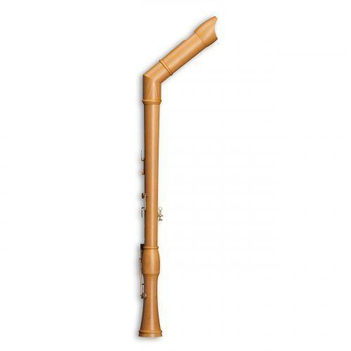 Mollenhauer 2546k canta knickbass flet prosty basowy, palcowanie barokowe