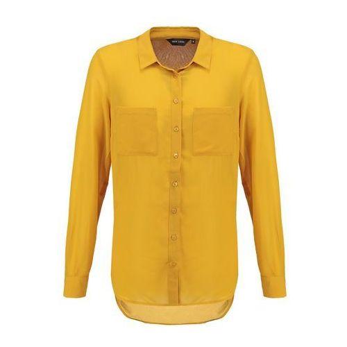 New Look POPCORN Koszula corn yellow - oferta [056fd347e37f7586]