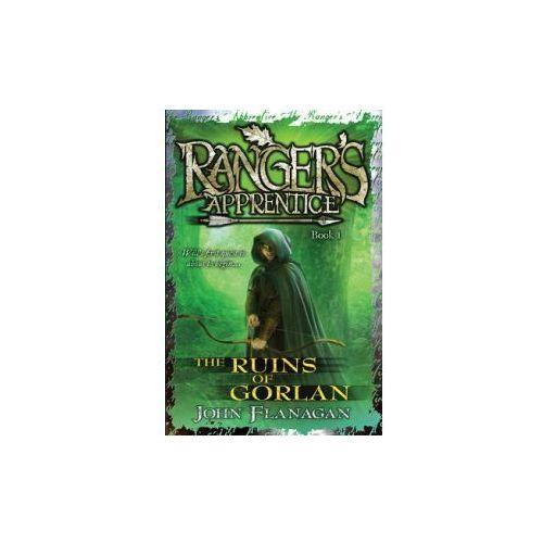 The Ranger's Apprentice 1: The Ruins of Gorlan (304 str.)