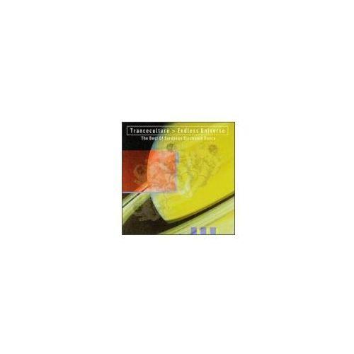 Various artists Tranceculture - endless universe - różni wykonawcy (płyta cd) (0741157964622)
