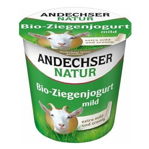 Andechser Jogurt kozi naturalny 3,2% tł. 125g - bio (4104060025716)