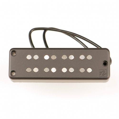 Nordstrand dual coil 4, soapbar humbucker series wiring - 4 strings, bridge przetwornik do gitary