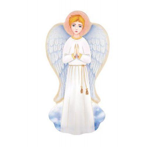 Ikona Anioła Stróża na Pierwszą Komunię dla chłopca, URAW16