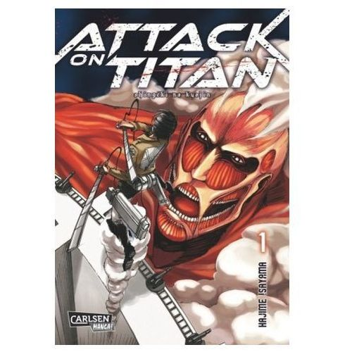 Attack on Titan. Bd.1