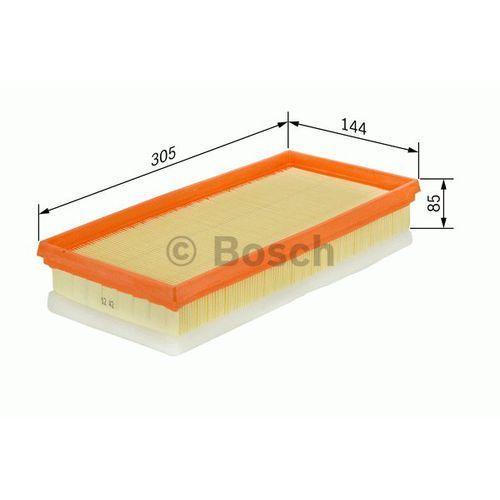 FILTR POWIETRZA BOSCH F026400121 TOYOTA AVENSIS/COROLLA/RAV4 2.2D-4D 05-