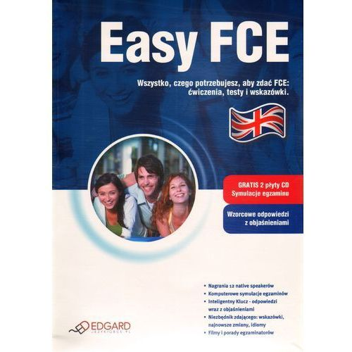 Easy FCE (+ 2 CD) (172 str.)