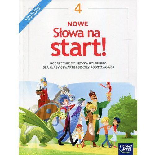 Nowe Słowa na start! 4 Podręcznik - Anna Klimowicz, Marlena Derlukiewicz (2017)
