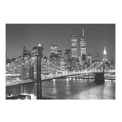 New York (Brooklyn Bridge) - fototapeta - produkt z kategorii- fototapety