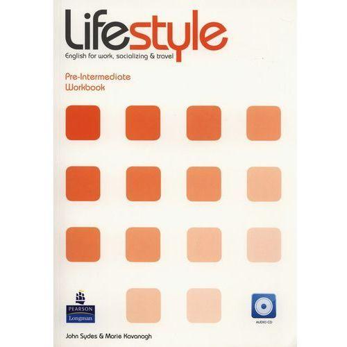 Lifestyle Pre-Intermediate WorkBook /CD gratis/, Pearson