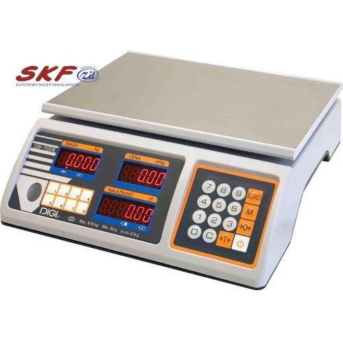 Waga kalkulacyjna DIGI DS700EB 6/15kg RS, WagakalkulacyjnaDIGIDS700EB6/15kgRS