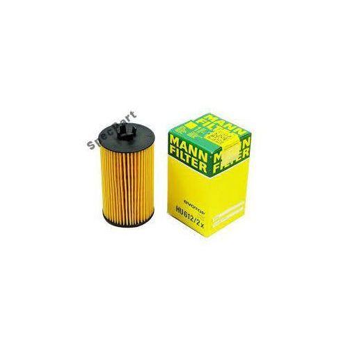 Mann filter Filtr oleju mann hu612/2x (oe648/6a) opel fiat