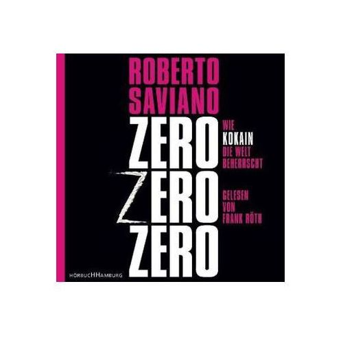 Zero Zero Zero, 8 Audio-CDs