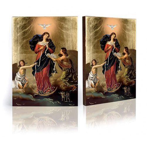 Ikona Matki Bożej Rozwiązującej Węzły, UR3484