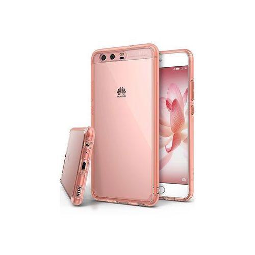 Ringke Huawei p10 - etui na telefon fusion - różowy