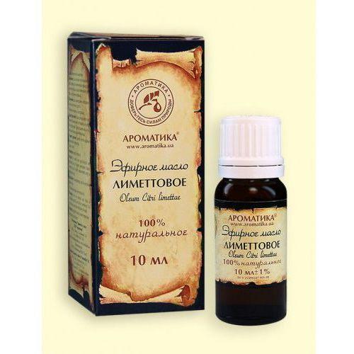 Aromatika Eteryczny olejek z limonki (limetki) 10 ml. (48203395)