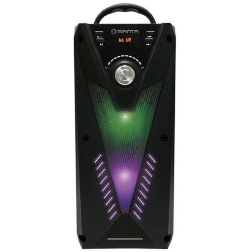 Manta Power audio spk811 kosmo czarny + zamów z dostawą w poniedziałek! + darmowy transport! (5902510609269)