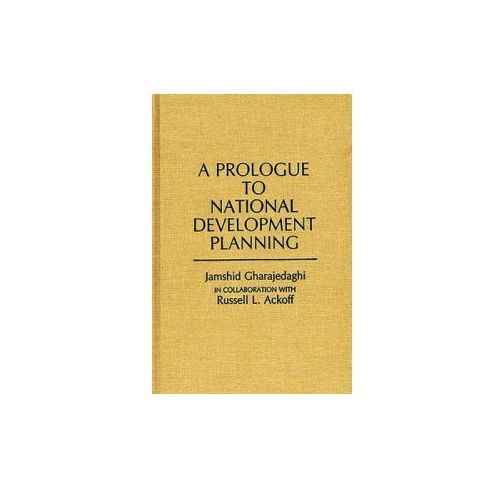 Prologue to National Development Planning