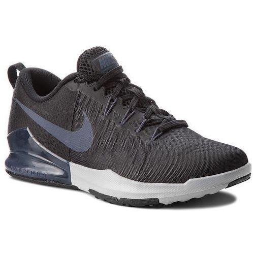 Nike Buty - zoom train action 852438 014 black/thunder blue/wolf grey