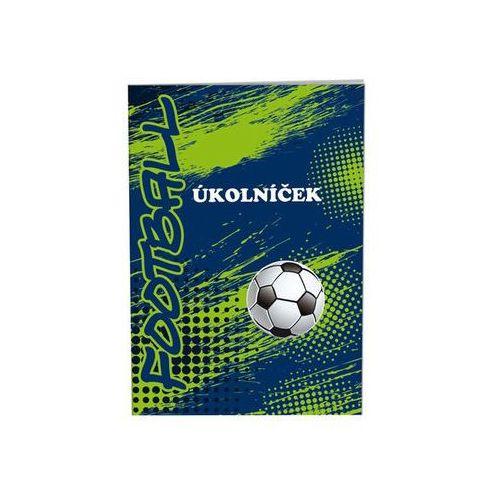 Školní úkolníček A6 - Football 2 neuveden