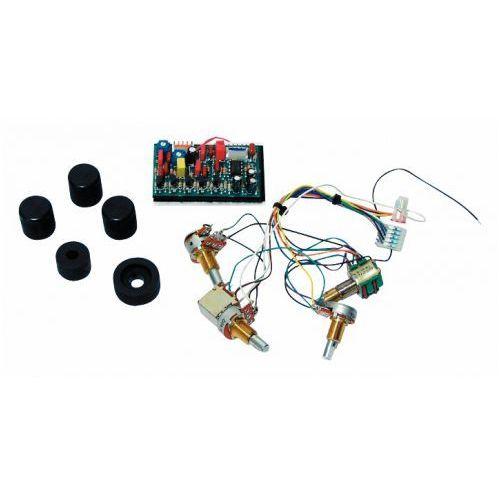 stc 3a active bass preamp, 3-band eq dla aktywnych przetworników marki Seymour duncan