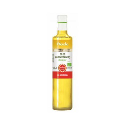 BIO olej słonecznikowy do smażenia 500 ml 1 szt., OLS5
