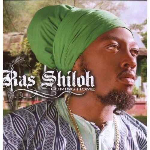 ***deleted*** Coming Home - Ras Shiloh (Płyta CD) (0054645175722)