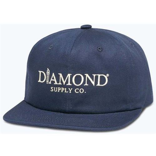 Diamond Czapka z daszkiem - mayfair unconstructed sb h17 navy (nvy) rozmiar: os