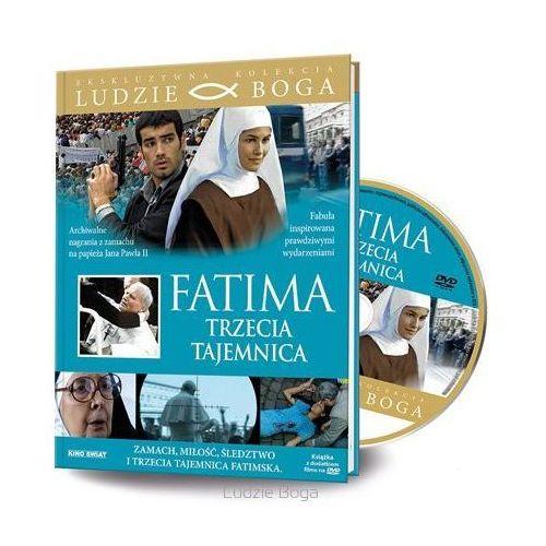 Fatima.trzecia tajemnica + film dvd marki Praca zbiorowa