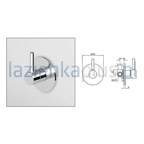 Zucchetti PAN ZP6122.N1 z kategorii [baterie prysznicowe]