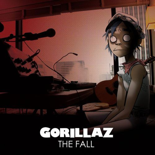 Gorillaz - The Fall (Digipack), 0975882