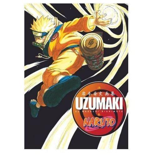 Uzumaki - Naruto, Artbook (9783551777898)