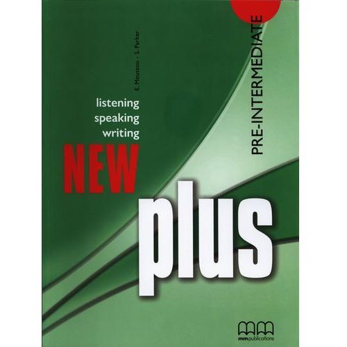 New Plus Pre-Intermediate. Podręcznik, MM Publications