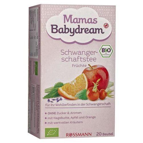 Babydream Babydrem mama herbatka ziołowo owocowa laktacja - herbatka na laktację