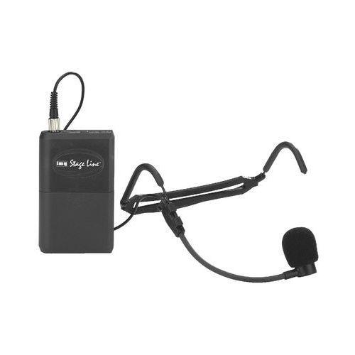 Mikrofon bezprzewodowy nagłowny z nadajnikiem TXS-820SX