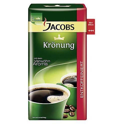 kawa mielona bezkofeinowa 500g - bezkofeinowa marki Jacobs