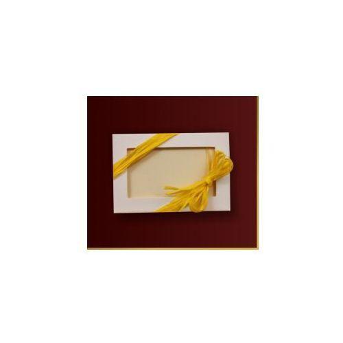 Czekoladki Żółta rafia