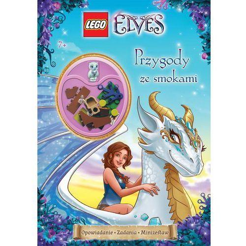 Lego Elves. Przygody ze smokami., praca zbiorowa