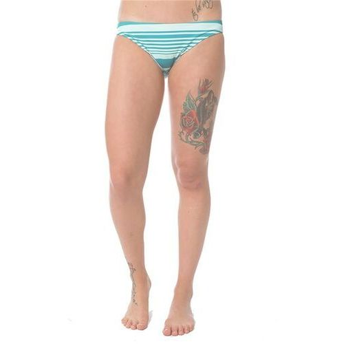 Strój kąpielowy - north tropical green stripe (tgs) rozmiar: m marki Nikita