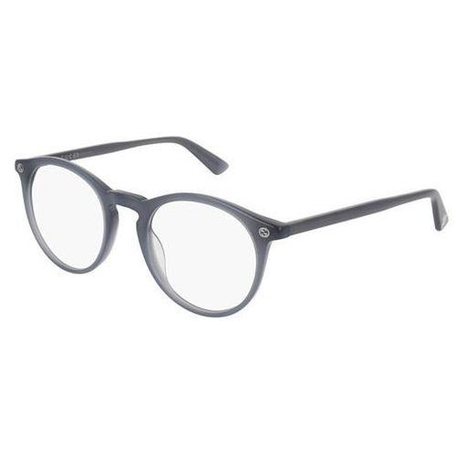 Okulary korekcyjne gg0121o 005 marki Gucci