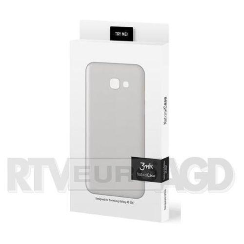 3mk Natural Case Samsung Galaxy A5 2017 (biały), kolor biały