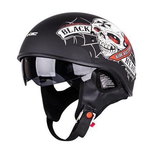Kask motocyklowy W-TEC V535 Black Heart, XXL (63-64) (8596084081698)