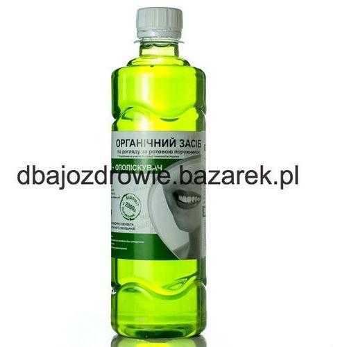 Bisheffect Płyn do płukania jamy ustnej z biszofitem homeopatyczny, 500 ml